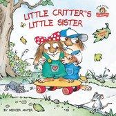 Little Critter's Little Sister!