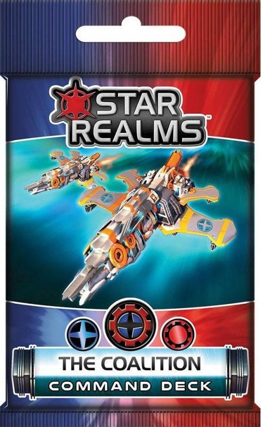 Afbeelding van het spel Star Realms: Command Deck The Coalition