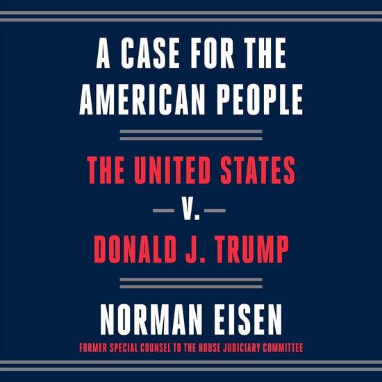 Boek cover A Case for the American People van Norman Eisen (Onbekend)