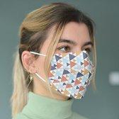 Mondmasker van Het Maskerhuis - Zacht draagcomfort