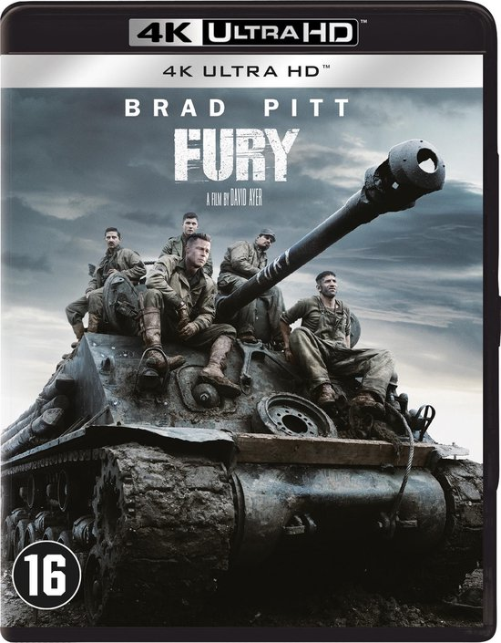 Fury (4K Ultra HD Blu-ray)