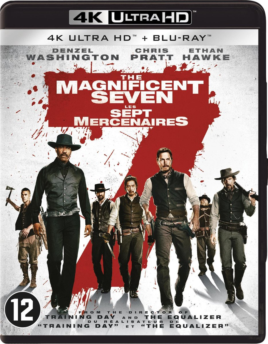 The Magnificent Seven (4K Ultra HD Blu-ray)-