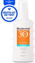 Biodermal Zonnebrand - Hydraplus Zonnespray - SPF 30 - 175ml