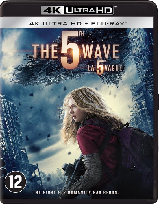 The 5th Wave (4K Ultra HD Blu-ray)