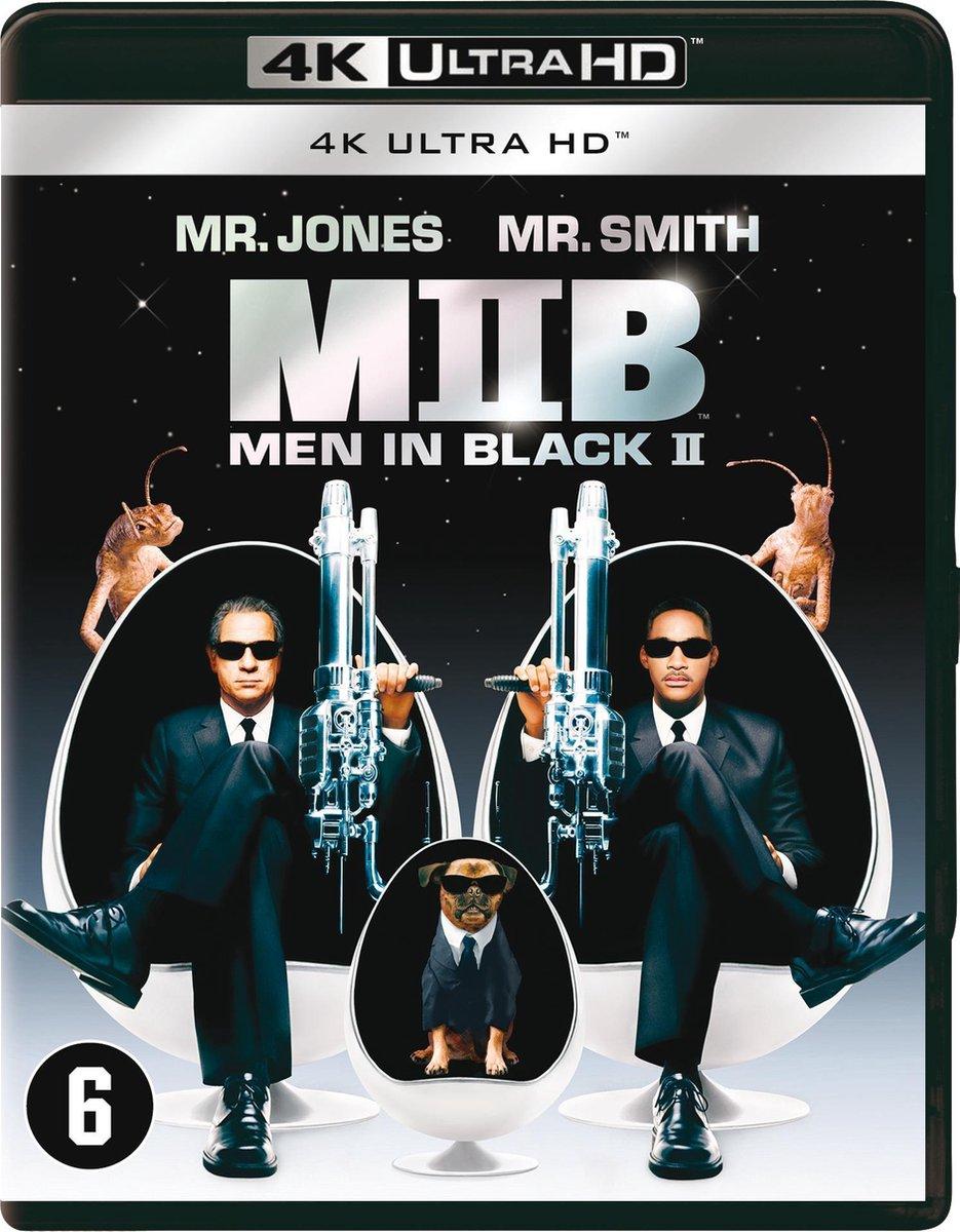 Men in Black II (4K Ultra HD Blu-ray)-