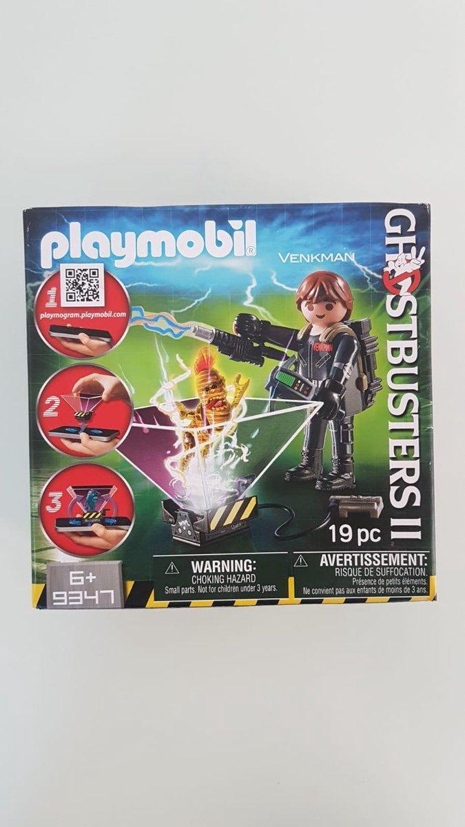 Playmobil figuur - Ghostbusters