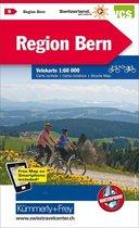 Bern Region 9 Cycle Map