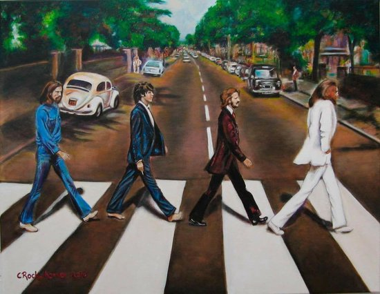 Abbey Road by Corrie Rock - Korver
