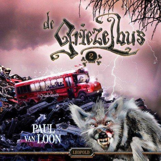 De Griezelbus 2 - De Griezelbus 2 - Paul Loon |