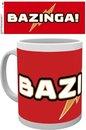 The Big Bang Theory Bazinga Mok