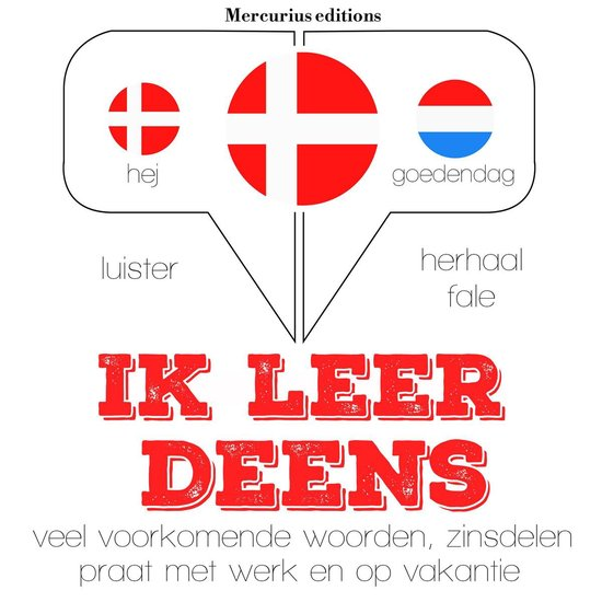 language learning course - Ik leer Deens - Jm Gardner |