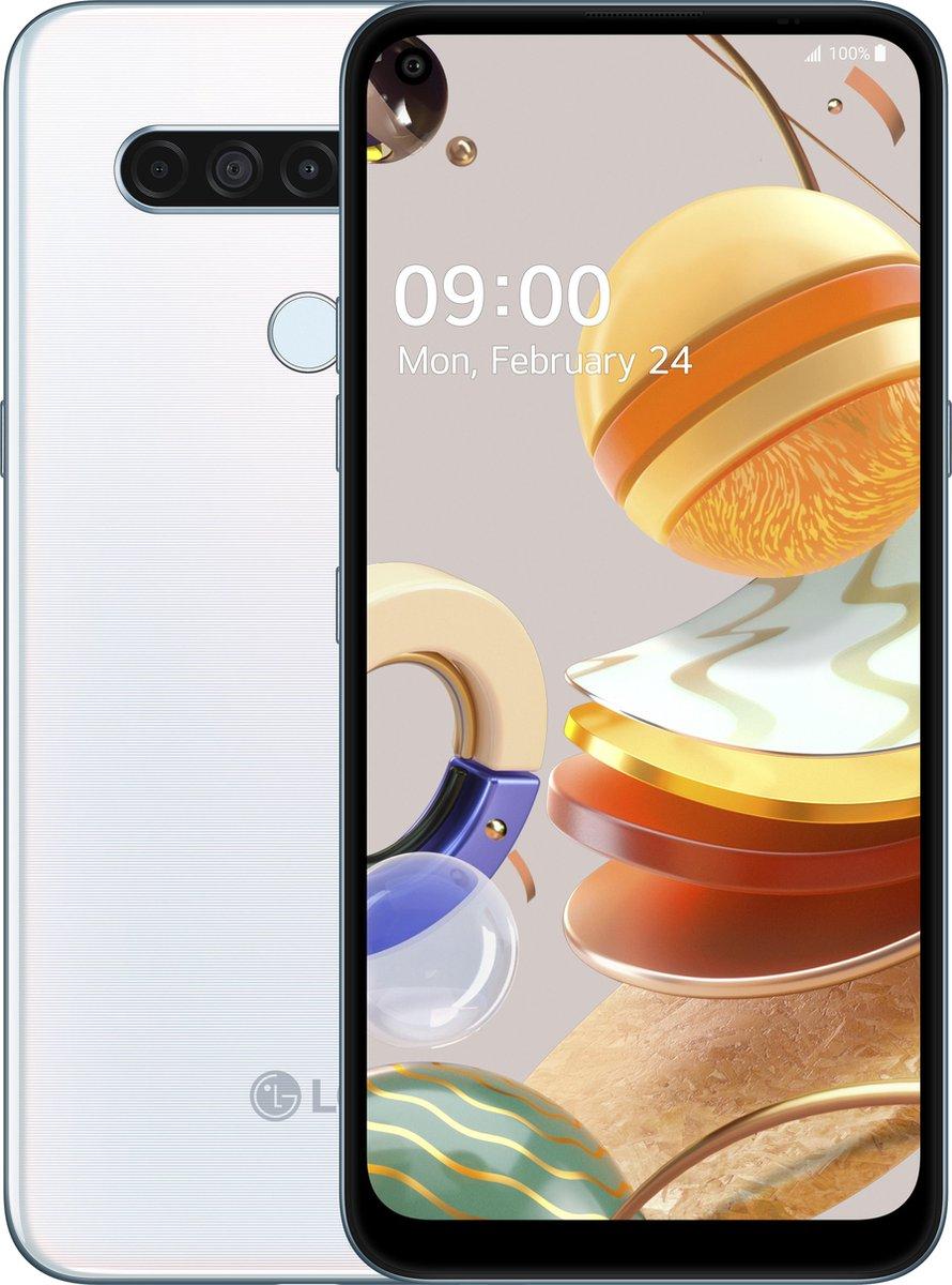 LG K61 - 128GB - Wit kopen