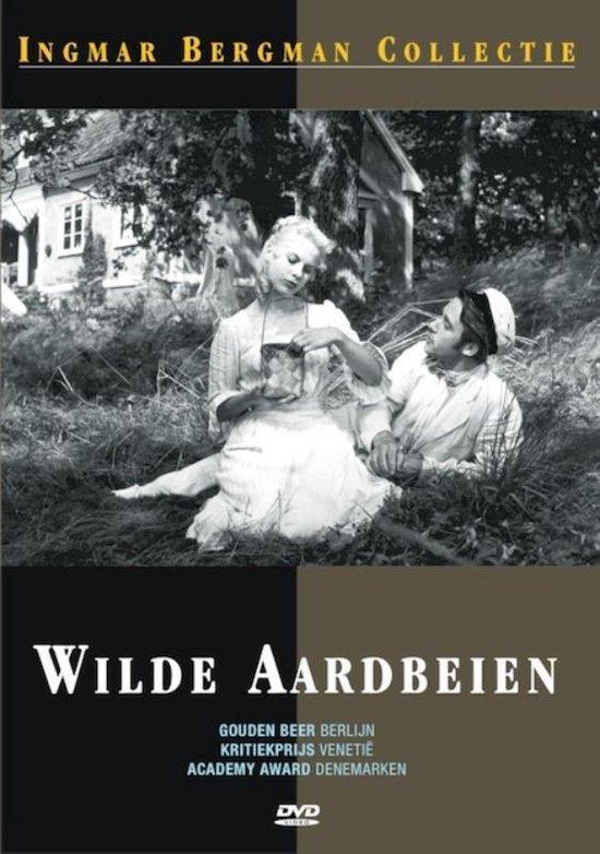 Cover van de film 'Wilde Aardbeien'