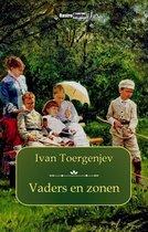 Boek cover Vaders en zonen van Ivan Toergenjev