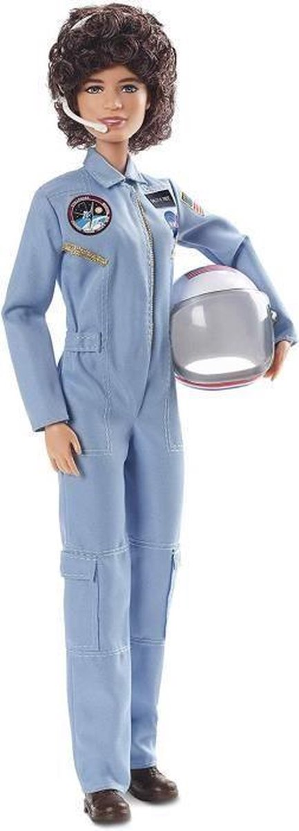 Barbie - Barbie inspirerende vrouwen Sally Ride - 3+
