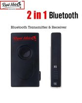 Bluetooth Transmitter / Reciever voor Auto - Tv - Audio - Adapter - 4.2 + aptX