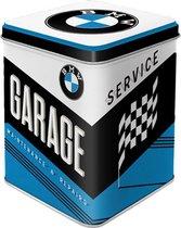Theedoosje BMW - Garage