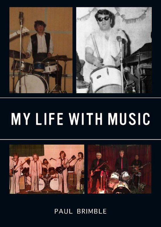 Omslag van My Life With Music