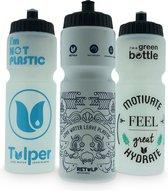 Retulp Voordeelpakket Outdoor Sport Drinkfles - 750ML - Bio Bidon