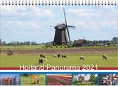 Holland Panorama Kalender 2021 (oblong)