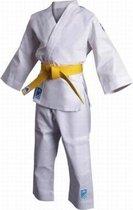 Judopak Adidas voor kinderen | meegroeipak J250 | wit - Product Kleur: Wit / Product Maat: 110 - 120