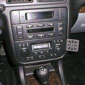 Houder - Dashmount Peugeot 406 1996-2003