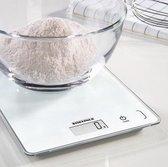 Keukenweegschaal - Soehnle page compact 300 wit (nieuwste versie 2021)