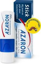 Azaron Stick - Tegen jeuk en pijn door insectensteken, zoals bijen, mieren en door de processierups
