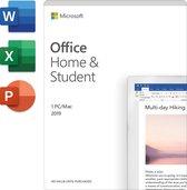Office Home & Student 2019 - Engels - 1 jaarabonnement