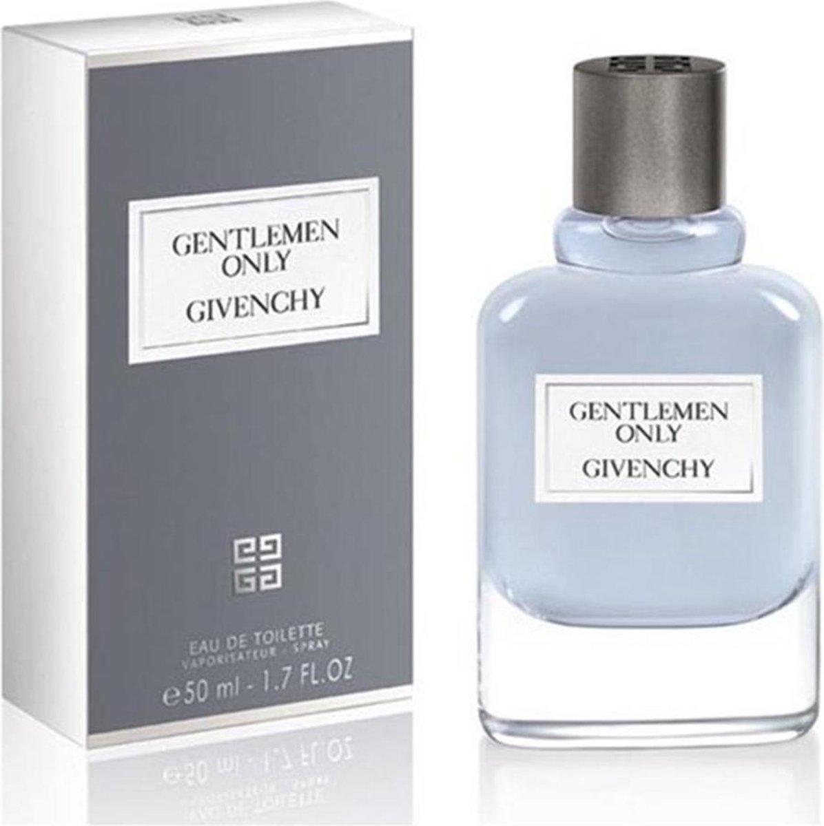 Givenchy Gentlemen Only - 50 ml - Eau de toilette - Givenchy