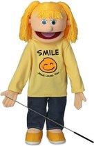 Christelijk handpop Katie 25'' Sillypuppets