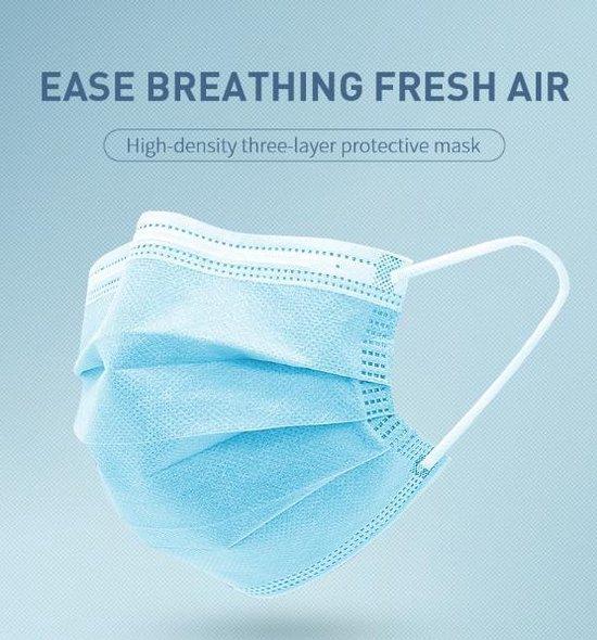 OV mondkapjes 10 st. - gezichtsmasker - bescherming - type 1