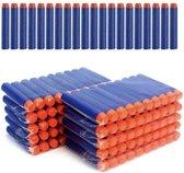 350 Pijltjes/Darts/Bullets geschikt voor Nerf Blasters - Speelgoedblaster pijltjes Blauw