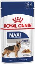 Royal Canin Shn Maxi Adult Pouch - Hondenvoer - 10 x 140 g