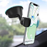R2B Telefoonhouders auto met zuignap - Voor raam/dashboard/ventilatie - Gsm houder auto - Telefoonhouder auto