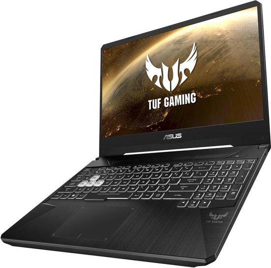 Asus TUF Gaming FX505DT-AL087T - Gaming Laptop - 15.6 Inch