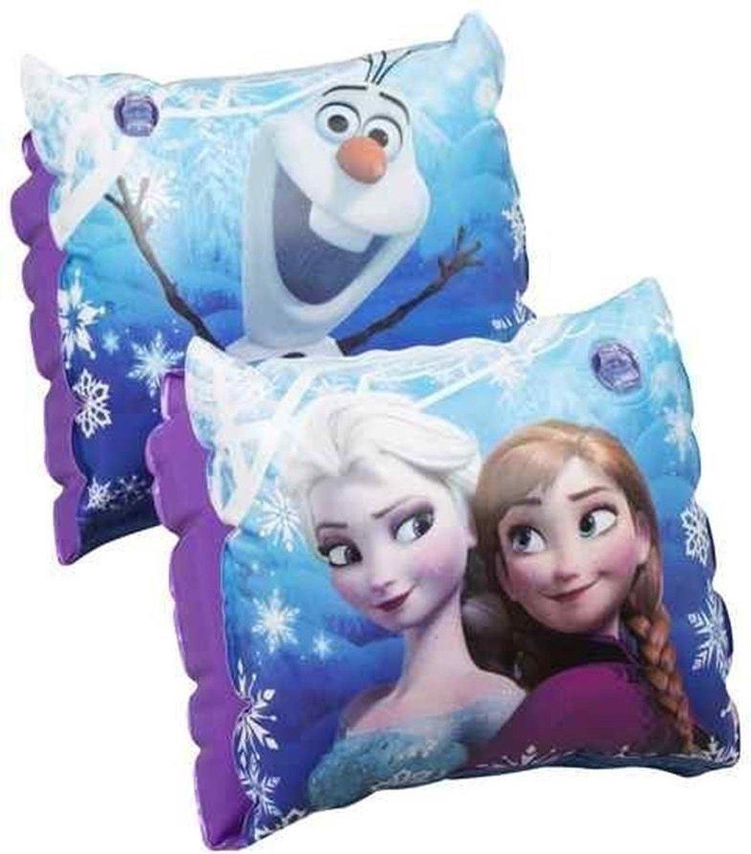 Disney Frozen strandbal en zwemmouwtjes