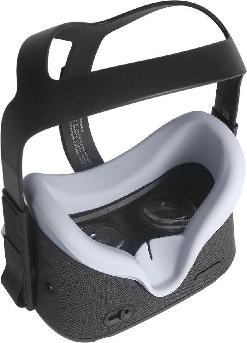 Siliconen Gezichtsmasker voor Oculus Quest (grijs) kopen