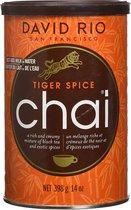 David Rio Chai latte - Tiger Spice mix - originele Masala Chai