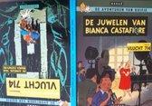 Boek cover 3 Kuifje omnibus van Hergé