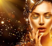 Luxe Wanddecoratie - Foto - Plexiglas & Dibond - UV Filter - Aluminium Ophangsysteem - Sparkling Fantasy...!