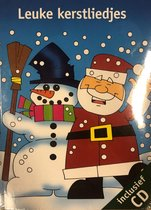 Leuke Kerstliedjes met CD