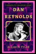 Dan Reynolds Therapeutic Coloring Book