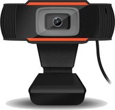 HD Webcam met Microfoon - Webcam voor PC - Noise Cancelling - Geschikt voor Windows en Apple