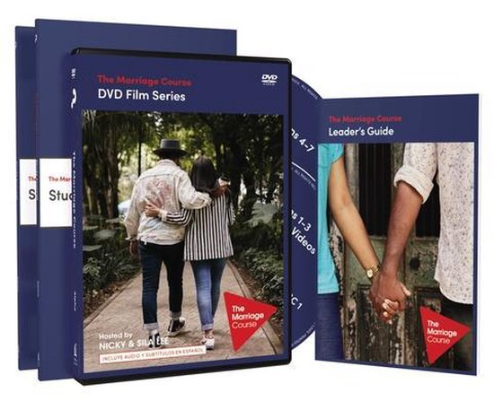 Boek cover The Marriage Course Pack van Nicky And Sila Lee (Paperback)