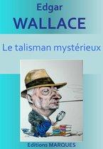 Omslag Le talisman mystérieux