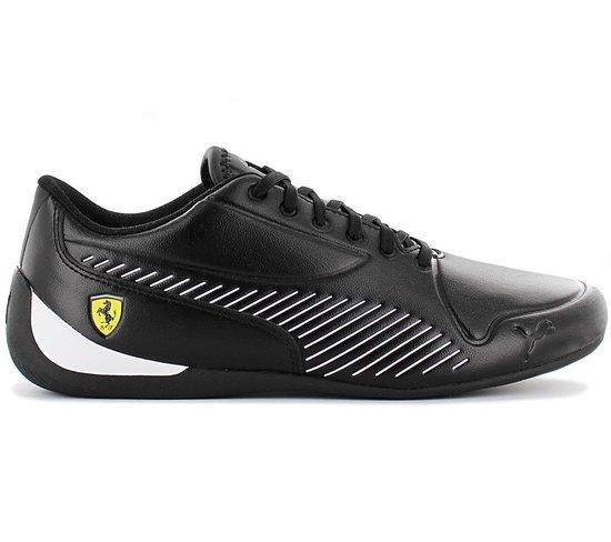 Puma FERRARI Drift Cat 7S Ultra SF - Heren Sneakers Sportschoenen Casual schoenen Zwart 306424-05 - Maat EU 42 UK 8