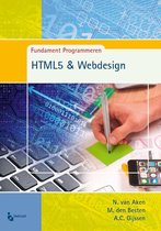 Fundament Programmeren, HTML5 & Webdesign