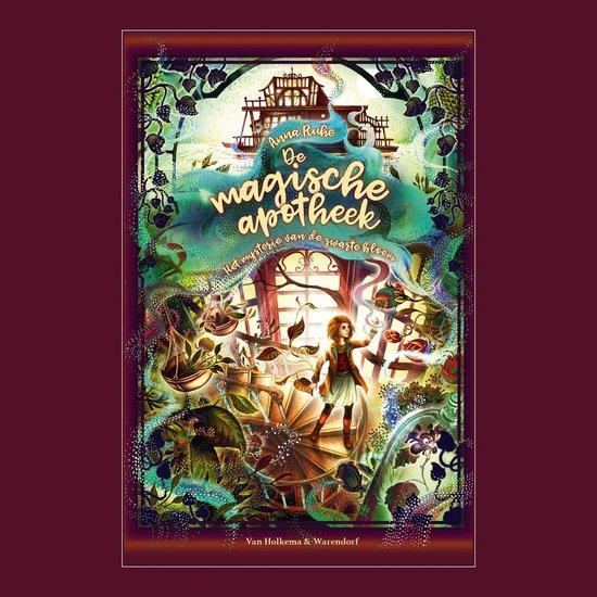 Boek cover De magische apotheek 2 van Anna Ruhe (Onbekend)