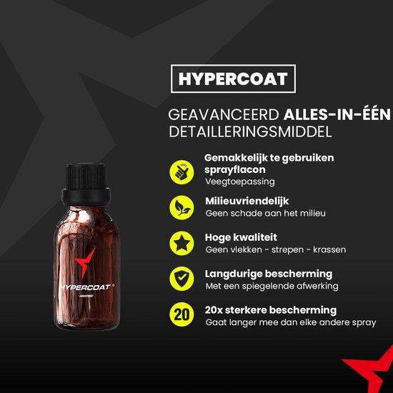 ARMORRED© Hypercoat - Keramische Coating